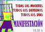 HUELGA FEMINISTA EL 8 DE MARZO