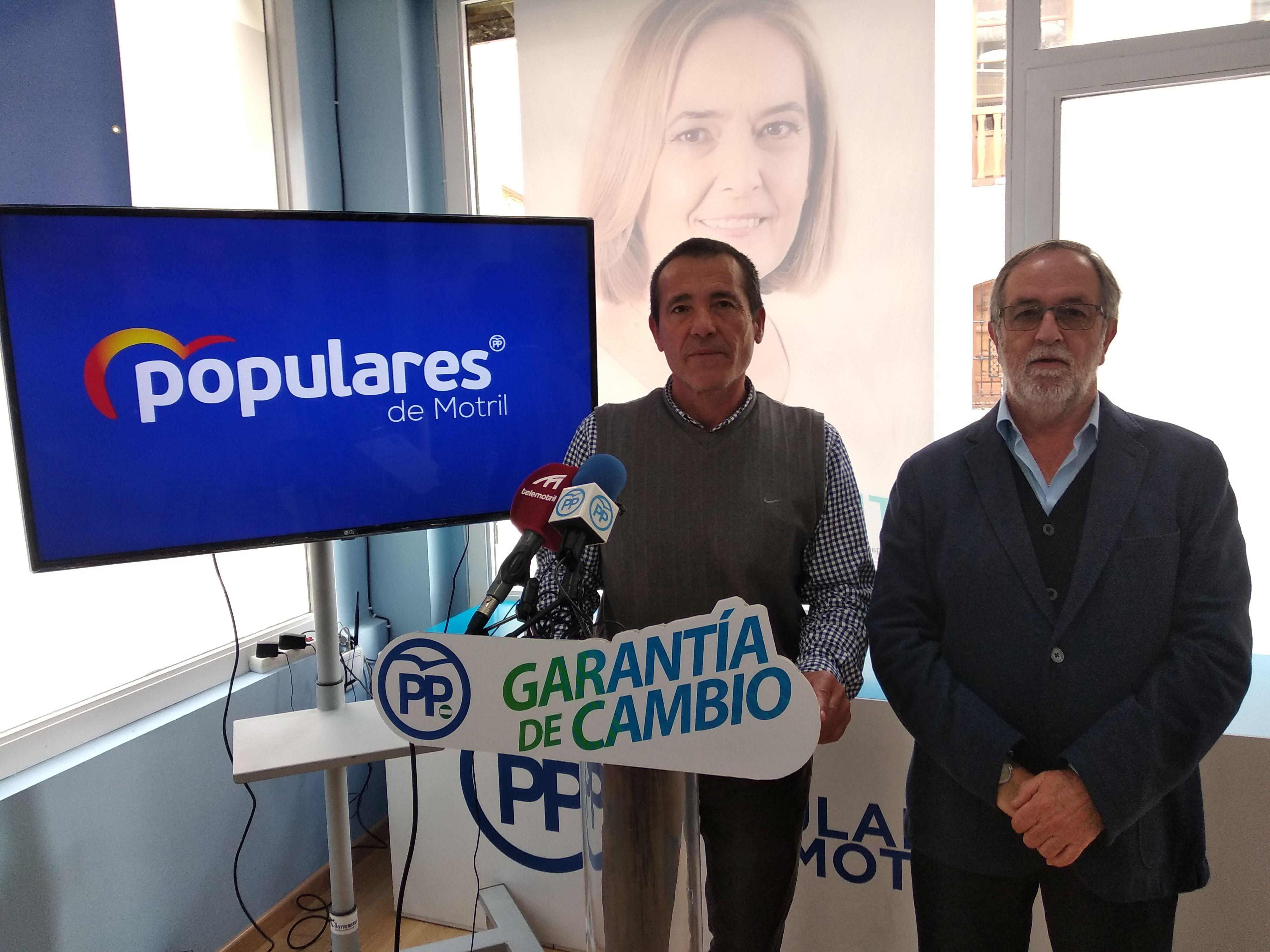 LORENZO ESTÉVEZ COMPARECE PARA HABLAR SEGURIDAD EN TORRENUEVA COSTA