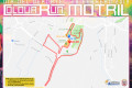 RECORRIDO COLOUR RUN MOTRIL 2019