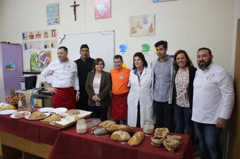 Taller de Cocina Pequeños Gourmets para Escolares del Colegio Santo Rosario de Motril