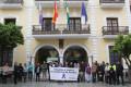 ALMUÑECAR GUARDA CINCO MINUTOS DE SILENCIO POR LAS VICTIMAS VIOLENCIA GENERO