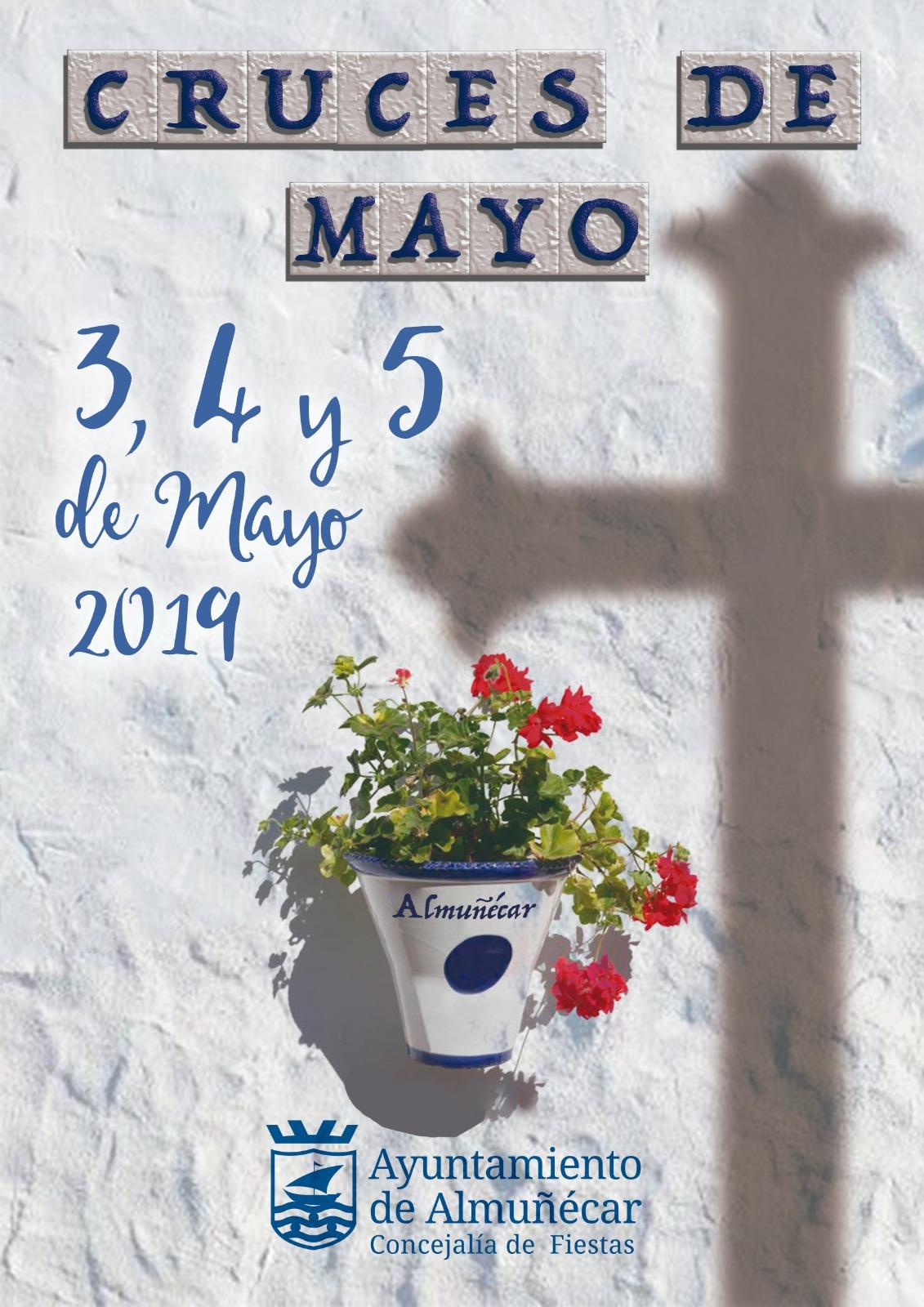 CRUCES DE MAYO EN ALMUÑÉCAR