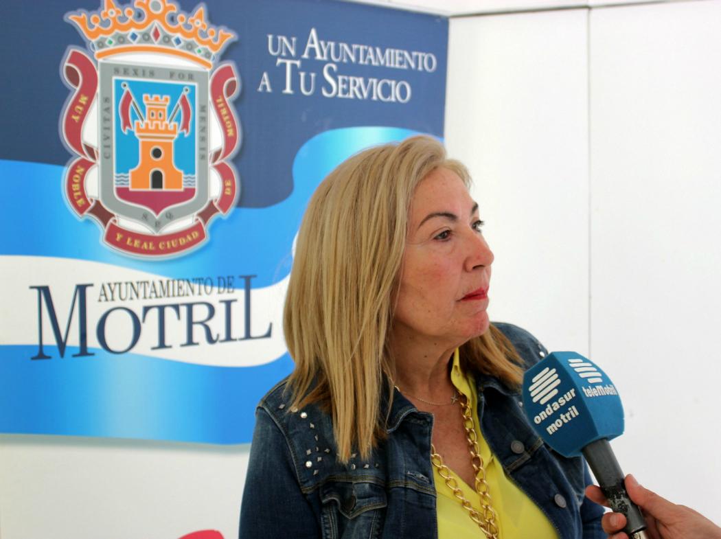 MARÍA ÁNGELES ESCÁMEZ, TENIENTE DE ALCALDE DE PERSONA