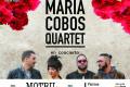 MARÍA COBOS QUARTET, EN EL TEATRO CALDERÓN DE MOTRIL