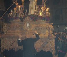 PASO DE MISTERIO DE JESÚS DEL PERDÓN