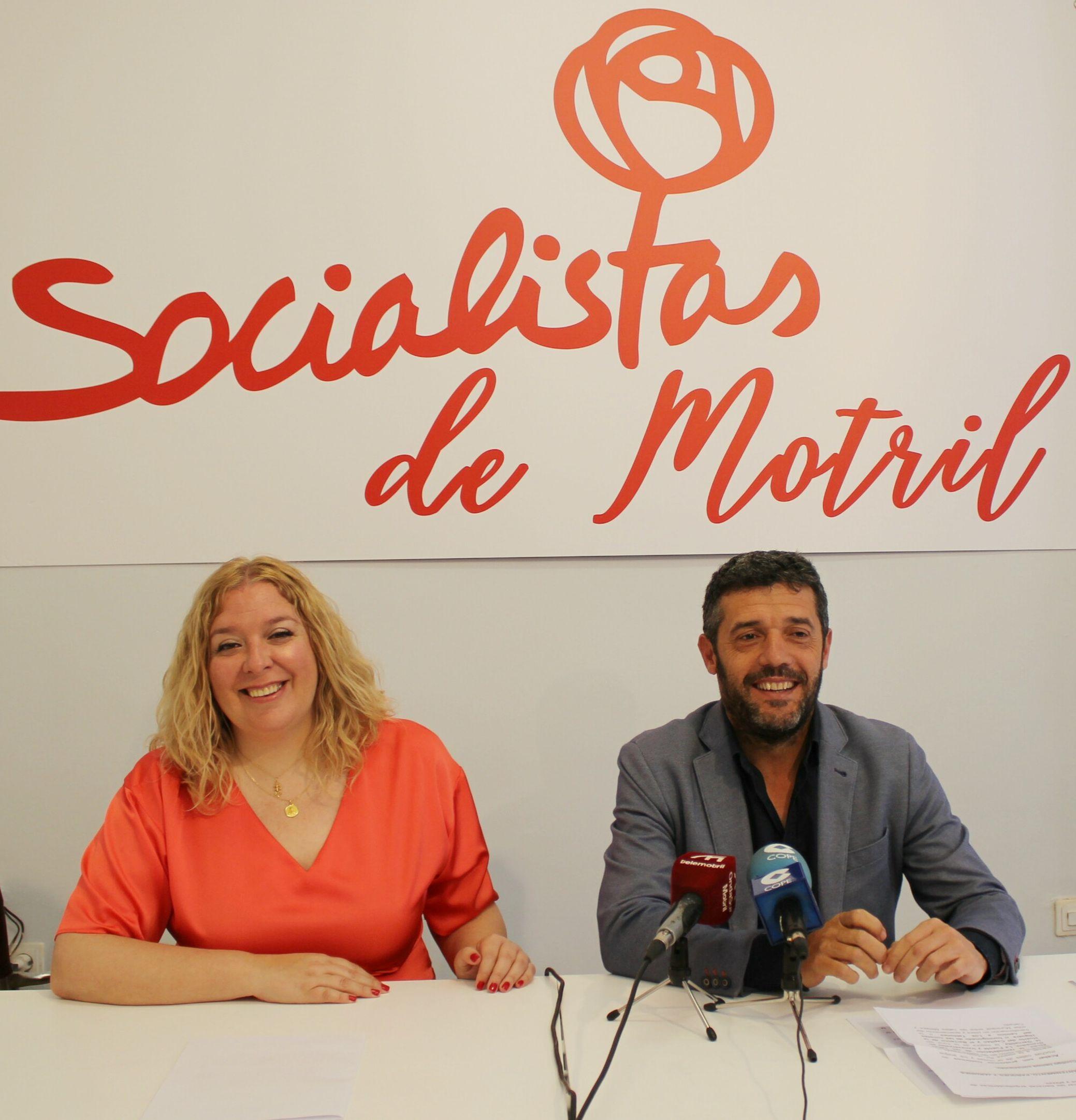 Flor Almón y Sánchez Cantalejo durante la rueda de prensa