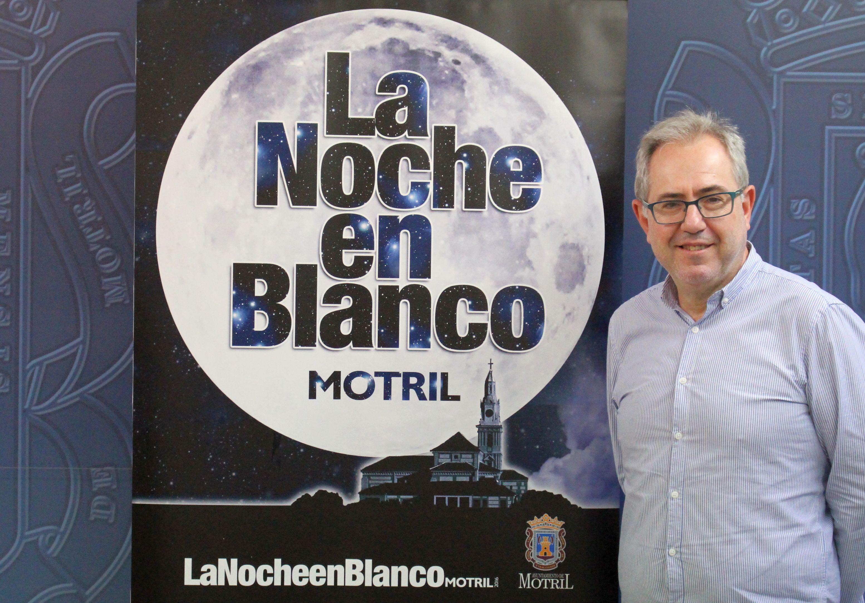 Presentación de la Noche en Blanco 2019