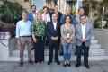 Reunión con la Ministra de Transición Ecológica, Teresa Ribera