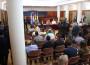Visita del Presidente de Honduras a Motril reunión con empresarios
