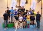 Equipos baloncesto finalistas JJPP de Salobreña