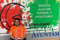 FERNANDO ANTÚNEZ CON SU TERCER PREMIO ANDALUZ (Foto: Archivo El Faro)