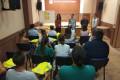 BIENVENIDA A LOS TRABAJADORES CONTRATADOS POR EL PROGRAMA DE LA JUNTA EN ALMUÑÉCAR
