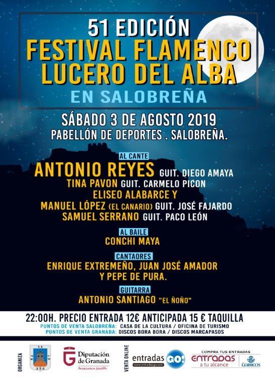 LUCERO DEL ALBA 2019