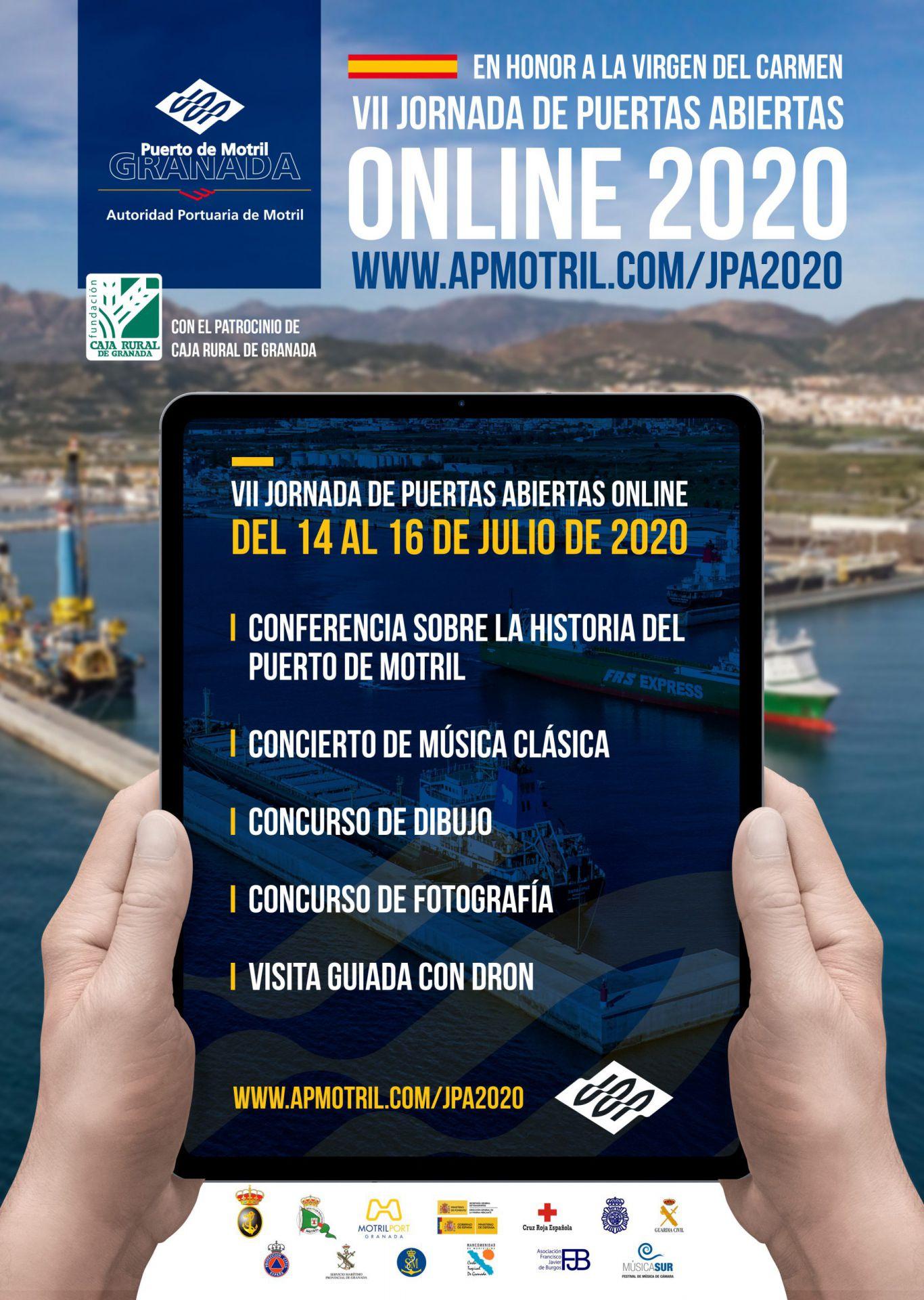 PUERTO DE MOTRIL - PUERTAS ABIERTAS 2020